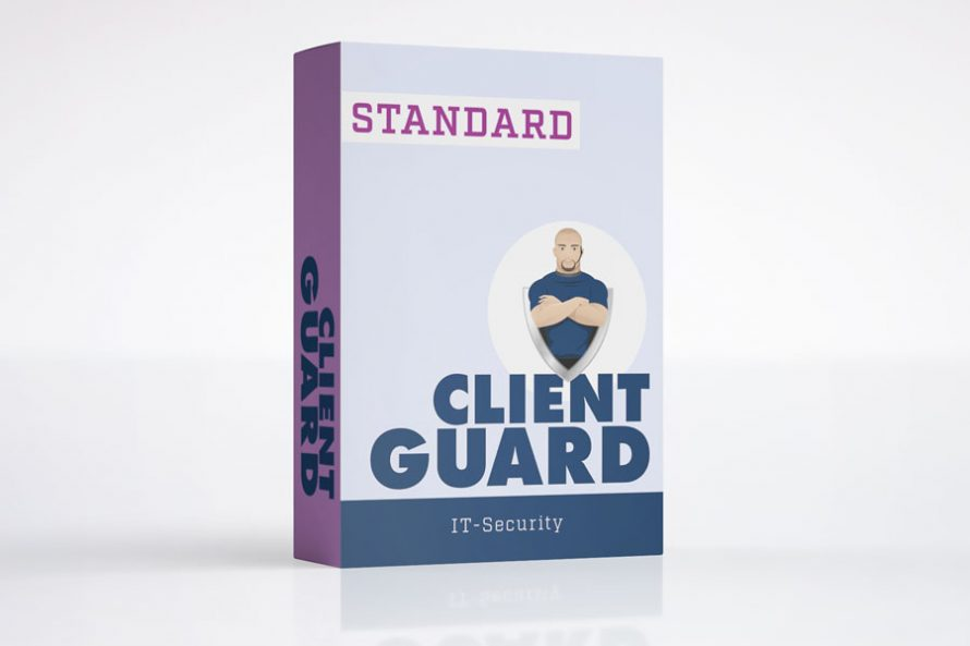 My Client Guard Standard - eHouse